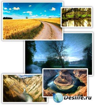 27 Beautiful Nature Wallpaper Pack - Обои для рабочего стола