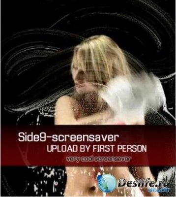 Скринсервер с девушкой - Side 9 Screensaver 3.3.1.0 new