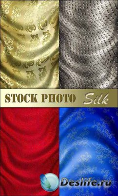 Stock Photo - Silk / Шелк