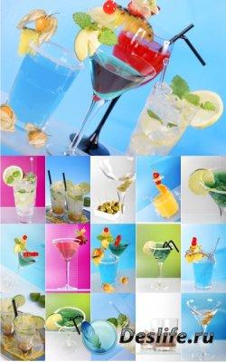 Stock Photos - Коктейли | Напитки