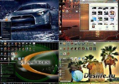 Темы оформления для Windows 7