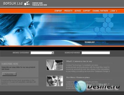 60 Professional Web Templates