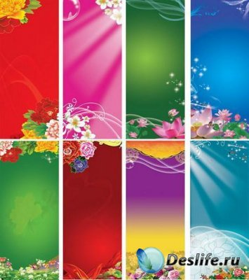 Баннеры в формате PSD - Banners Photoshop