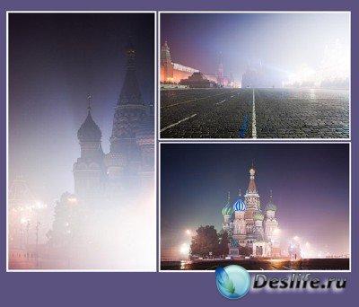 Катастрофы и катаклизмы (Подборка №1 - Задымленная Москва)