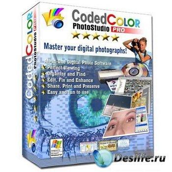 1STEIN CodedColor PhotoStudio Pro v6.0.0.0