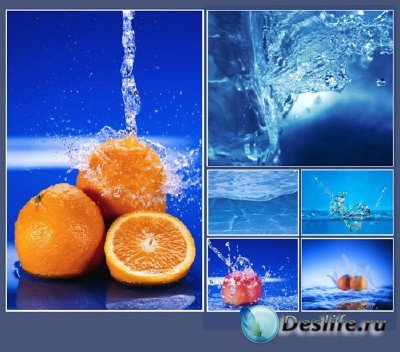 Структуры воды (подборка №2)