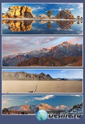 Панорамы (подборка №8 - Долины Австралии)