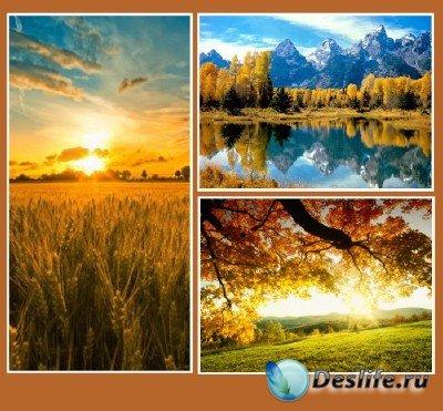 Красоты природы (подборка №10 - Осень)