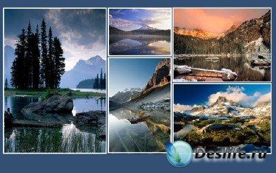 Красоты природы (подборка №6 - горные озера)