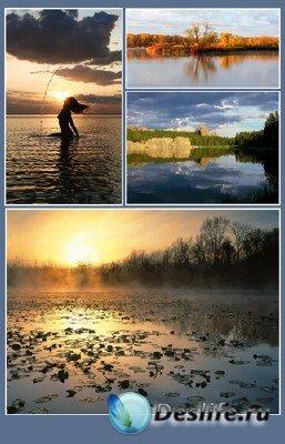 Красоты природы (подборка №5 - озера)