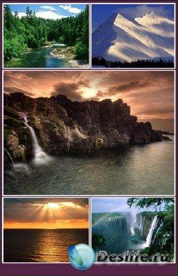 Красоты природы (подборка №5 - красивые пейзажи)