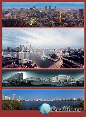 Панорамы (подборка №3 - города)