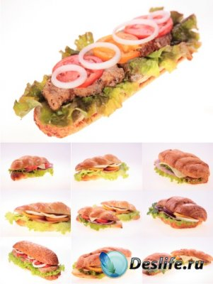 Stock Photos - Сэндвич