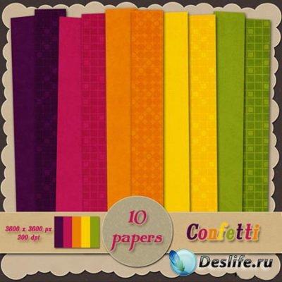 Confetti - Текстуры для фотошопа