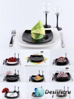 Stock Photos - Посуда