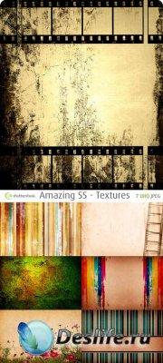 Текстуры для фотошопа - Amazing SS