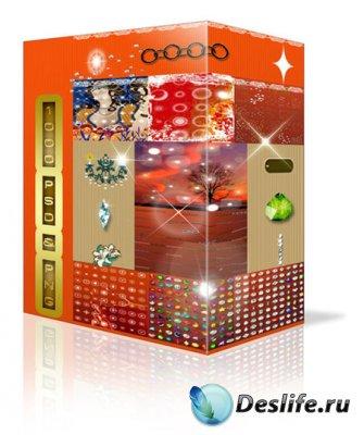 Сборник клипарта - 1000 Design Elements