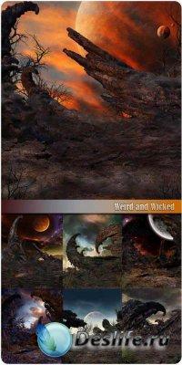 Фоны - Таинственная и жестокая планета