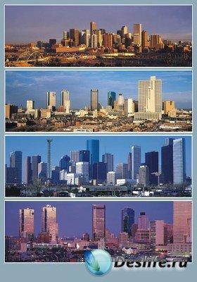 Панорамы (подборка №5 - города Америки)