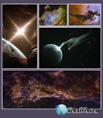 Величие и красота вселенной - подборка №1