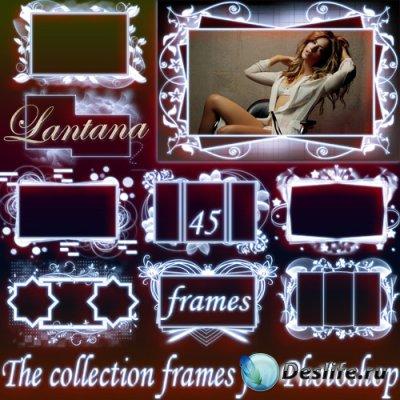 Рамки для фотошопа - Нежность