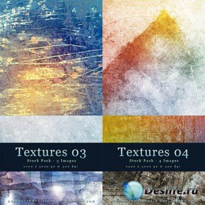 Набор текстур 3 - 4
