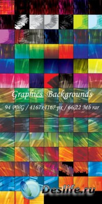 Фоны - Graphics Backgrounds / График