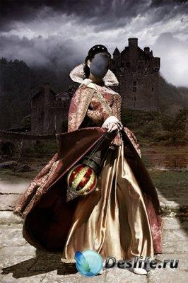 Женский костюм для фото - Её Величество