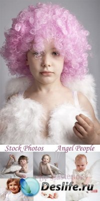 Stock Photos - Angel People / Ангелы