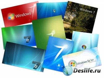 75 Windows 7 - HQ Обои для рабочего стола