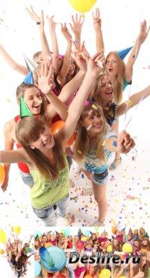 Stock Photos - Праздник | Подростки