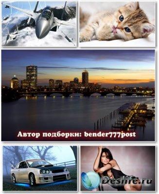 Обои для рабочего стола - Best HD Wallpapers Pack №75
