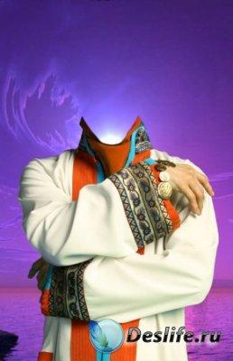 Костюм для фотошопа – Народный костюм