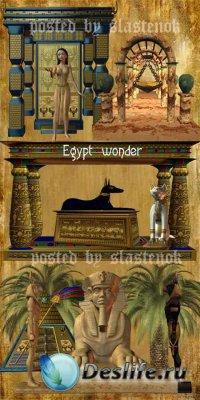 Клипарт - Загадки Египта (Еgypt wonder)
