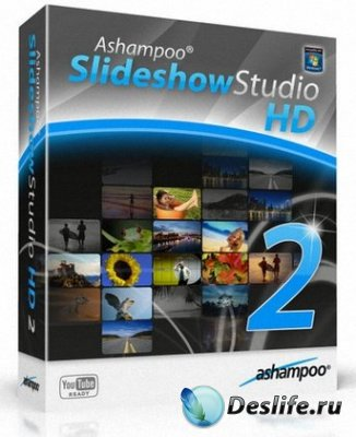 Ashampoo Slideshow Studio HD 2.0.1 (RUS)
