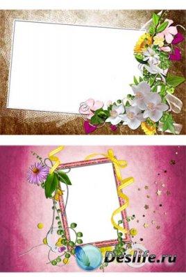 Рамки для фотошопа - Мой день