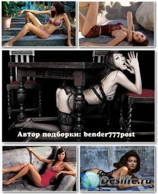Обои для рабочего стола - Wallpapers Sexy Girls Pack №84