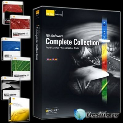 Nik Software Complete Collection 2010 (Плагины для Photoshop)