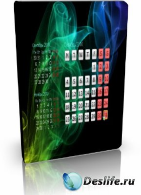 Active Desktop Calendar 7.93