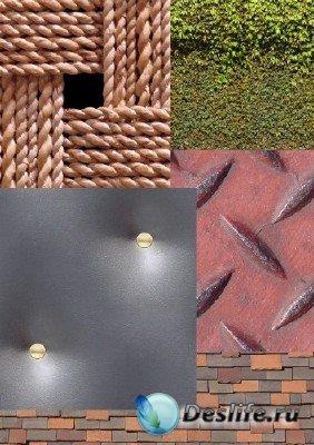 1000 разнообразных текстур для фотомонтажа