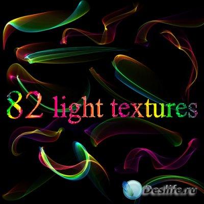 Световые текстуры - Цвета в движении