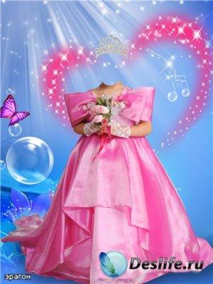 Детский костюм для фотошопа – В сказочной стране