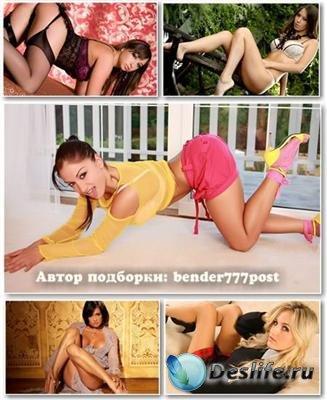 Обои для рабочего стола - Wallpapers Sexy Girls Pack №90