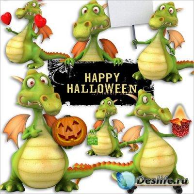 Клипарт – Happy Halloween