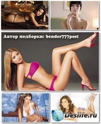 Обои для рабочего стола - Wallpapers Sexy Girls Pack №92