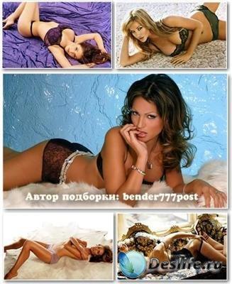 Обои для рабочего стола - Wallpapers Sexy Girls Pack №94