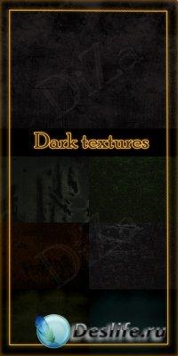 Dark textures - темные текстуры