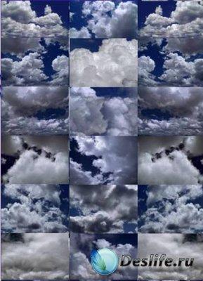 Футажи - Облачность