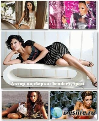 Обои для рабочего стола - Wallpapers Sexy Girls Pack №96
