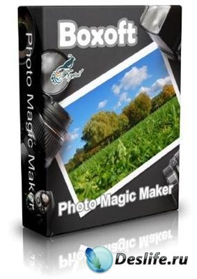 Boxoft Photo Magic Maker 1.1